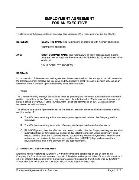 Employee Vehicle Use Agreement Template by Employee Credit Card Agreement Template Employment
