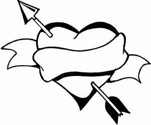 Heart & Arrow - ClipArt Best