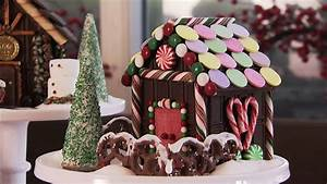 CONSTRUCT A CHOCOLATE HOUSE- Video 1 of 3 - YouTube