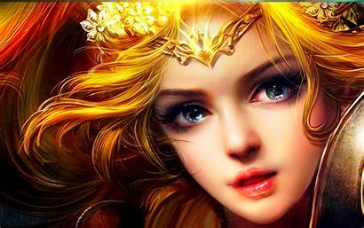 Princess Wallpapers Desktop Fantasy Perfect Background Backgrounds