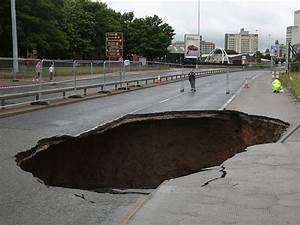 What is a sinkhole – and what should you do if one appears ...