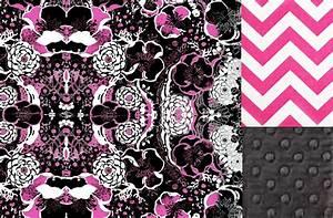 Pink And Black Chevron 1 Background - Hdblackwallpaper.com