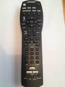 Bose 321 Gsx Remote Remote Control Repair
