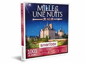 Mille Et Une Pile Catalogue : coffrets cadeaux 1001 nuits smartbox ~ Dailycaller-alerts.com Idées de Décoration