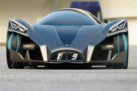 Wordlesstech  Bmw I9 Concept Expected In 2014