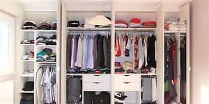 Dressing A Composer : description et am nagement du dressing modulable espace les astuces et conseils ~ Farleysfitness.com Idées de Décoration