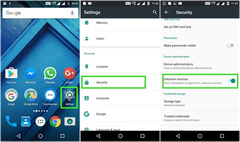 how to install the play store ubergizmo