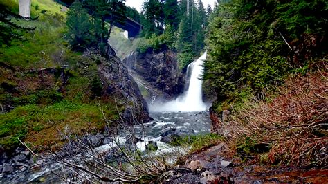 Animated River Wallpaper - waterfalls gif nature cinemagraph waterfall river