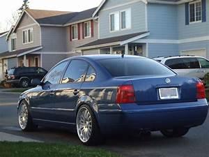 Garage Volkswagen 91 : custom b5 passat thread 39 99 vw passat 1 8t 300hp big turbo setup 19 wheels etc badass ~ Melissatoandfro.com Idées de Décoration