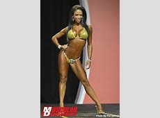 India Paulino Evolution of Bodybuilding