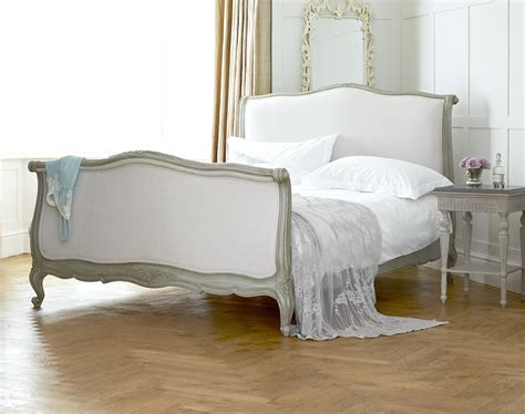 Fabulously Fancy Upholstered French Beds