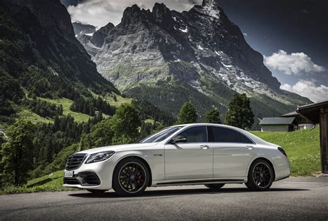 Mercedesamg S63 V8 Vs S65 V12 Which Do You Think Would