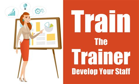 train  trainer  developing staff north