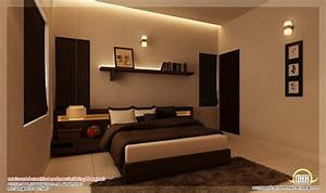bedroom interior design in kerala With interior design ideas for small bedrooms in india