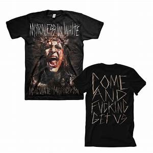 Immaculate Misconception Black : FEAR : MerchNOW - Your ...