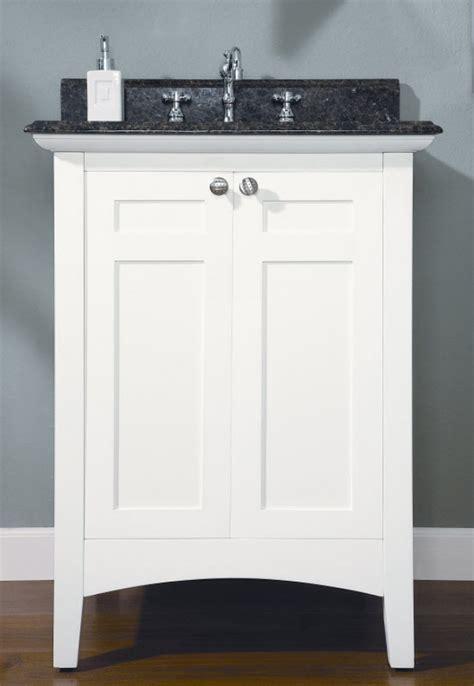 single sink shaker style bath vanity custom options