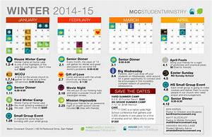 marin covenant church With youth group calendar template