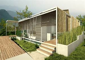 Solar Powered Brazilian Ek House Is A Modular Smart Home