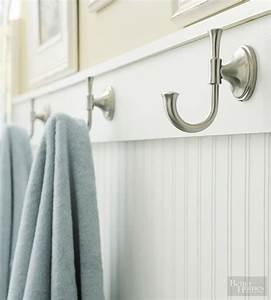 best 25 bathroom towel hooks ideas on pinterest diy With decorative towel hooks for bathrooms