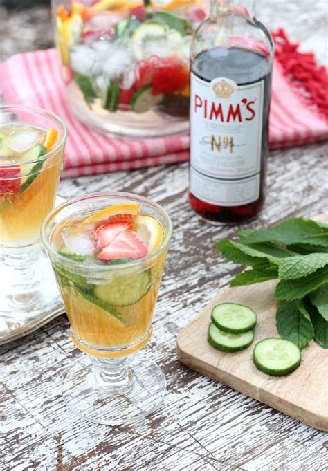 pimm s cocktail jug for your next outdoor satori design for living