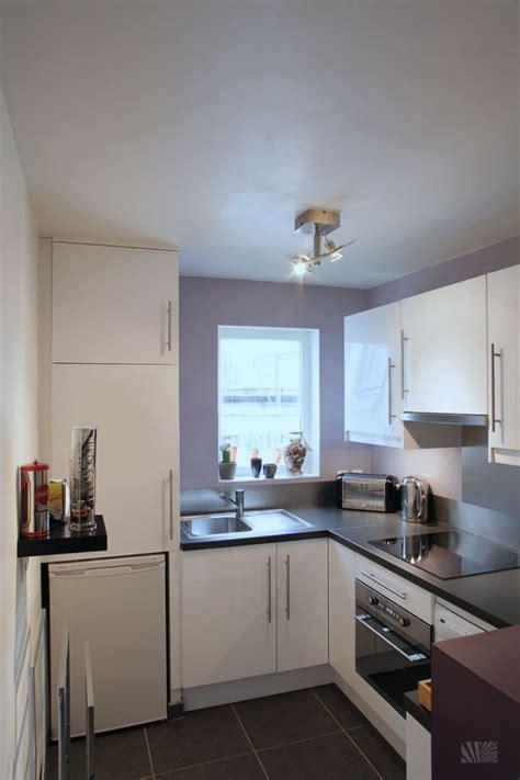 une cuisine ikea élégante pour petits espaces
