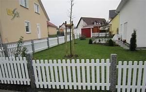 Gartenzaun Holz Weiß : zaun aus aluminium ~ Sanjose-hotels-ca.com Haus und Dekorationen