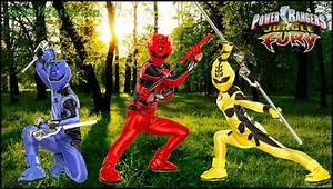 Power Rangers Jungle Fury Wallpaper - WallpaperSafari