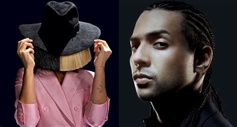 "Sia Recruits Sean Paul For Her ""cheap Thrills"" Remix"