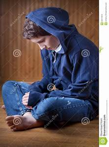 Lonely Teenager Stock Image  Image Of Issues  Problems