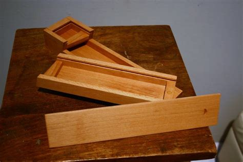 wooden pencil box google search wood working