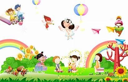 Kindergarten Clipart Transparent Wallpapersafari Webstockreview Wallpapers Cartoon