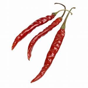 Chiles De Arbol - Ingredient