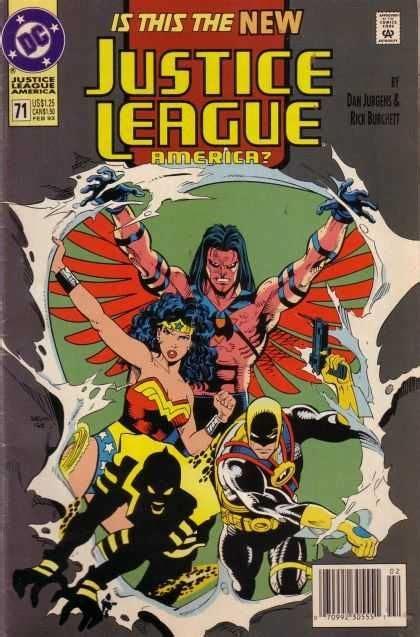 Dan Jurgens | Justice league of america, Justice league ...