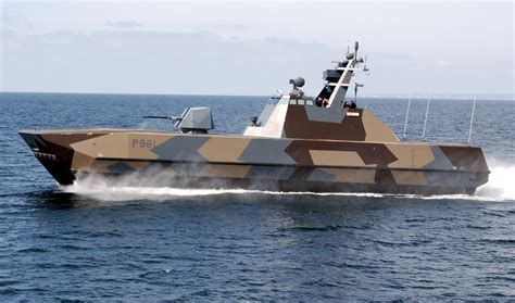 Boat Kept On A Larger Ship by Indian Navy S The Killers Missile Vessel Squadron Page