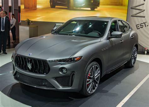 2019 Maserati Suv 2019 maserati levante suv price and release date new