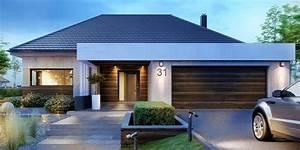 Einfamilienhaus 200 M2 : bungalow 200 qm ~ Lizthompson.info Haus und Dekorationen