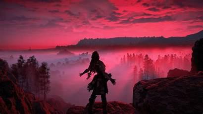 Ps4 Zero Horizon Dawn Wallpapers 4k Games