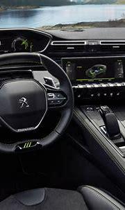 Stunning Peugeot 508 Sport Engineered plug-in hybrid ...