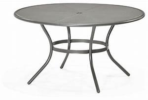 Table Exterieur Ronde : table ronde exterieur ~ Teatrodelosmanantiales.com Idées de Décoration