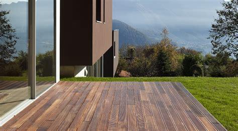 choisir parmi les mat 233 riaux de finition de terrasse