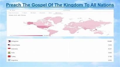 Nations Matthew Then Come End Kingdom Gospel