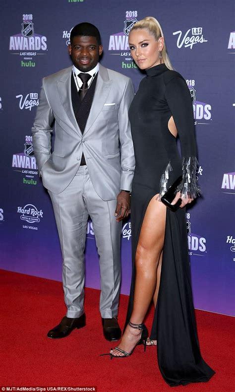Black and Lindsey Vonn Boyfriends