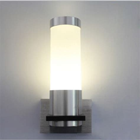 3w aluminum type led wall light up and side