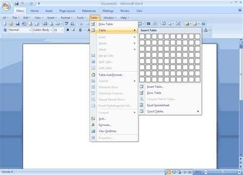 word tools classic menu for word 6 80 screenshots