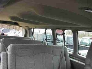 Buy Used 2000 Chevy Express 3500 Passenger Van Seats 10 W   Wheel Chair Space Cargo Poss  In