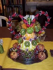 Decoration Legumes Facile : sculpture fruits page 3 ~ Melissatoandfro.com Idées de Décoration