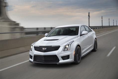Cadillac Sedan by 2017 Cadillac Ats V Carbon Black Revealed Gm Authority