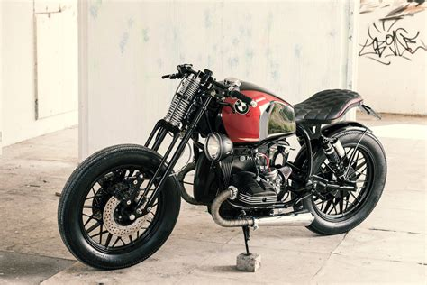 Custom Bmw Airhead From Unik Edition Motorcycles