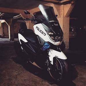 Inspirasi Modifikasi Yamaha N