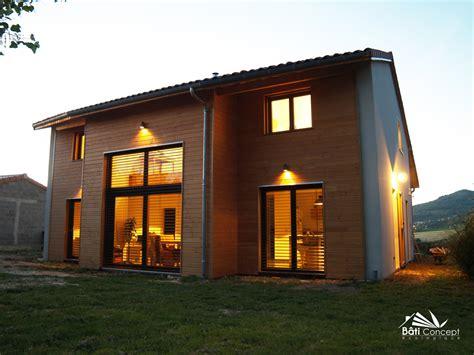 constructeur maison bois passive 63 auvergne